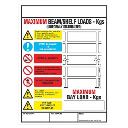 Picture for category Weight Load Notices