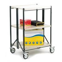 Picture of Steel Folding Shelf Trolley
