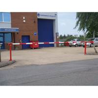 Picture of Manual Traffic Or Security Barrier