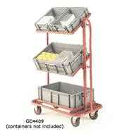 Picture of Three Tier Order Picking Trolleys