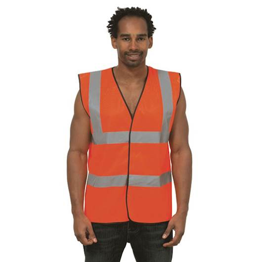 Picture of Hi-Visibility Sleeveless Waistcoat