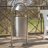 Picture of Tilting Outdoor Litter Bin