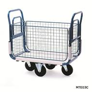 Picture of Platform Mail Distribution Trolleys