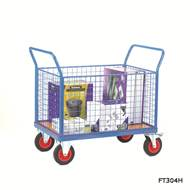 Picture of Fort Plywood Platform Trucks with Four Mesh Sides