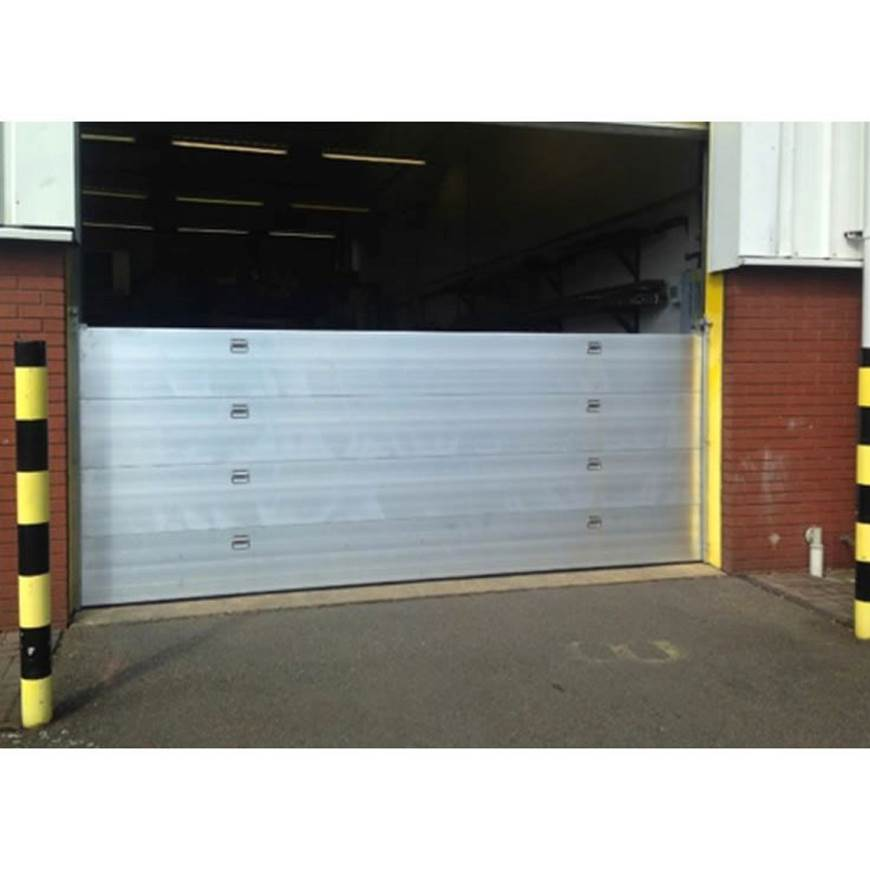 efficient your energy door weather flood make wageuzi garage barrier