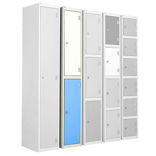 Picture of Two Tier Laminate Door Lockers