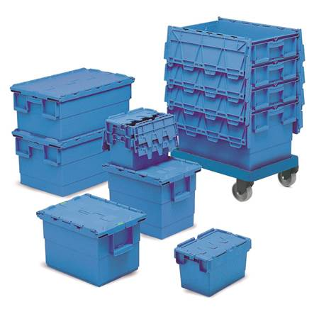 Picture for category Attached Lid Containers