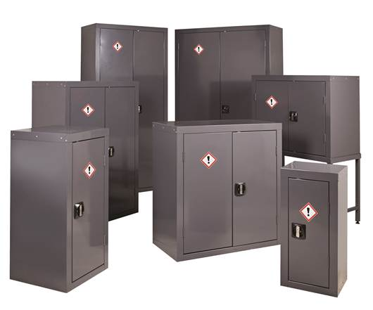 Picture of CoSHH Security Cupboards