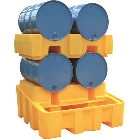 Picture for category Polyethylene Drum Storage