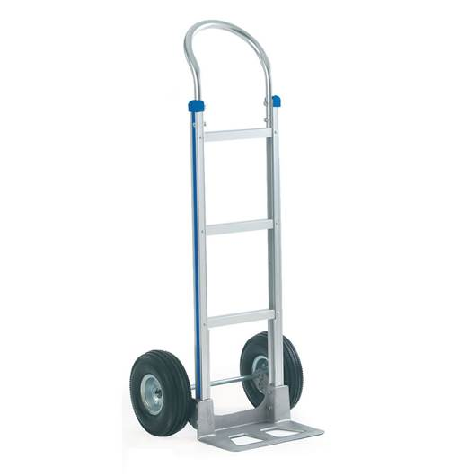 Picture of Aluminium Sack Truck with Pram Handle