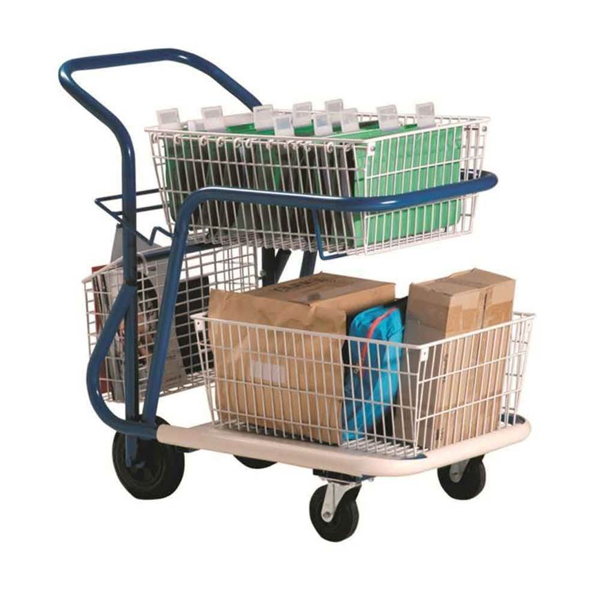 Picture of Pannier Basket to suit Mail Distribution Trolley