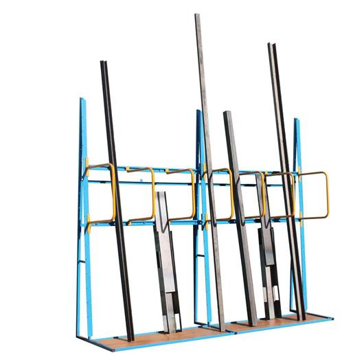 Picture of Vertical Storage Rack with Hoops