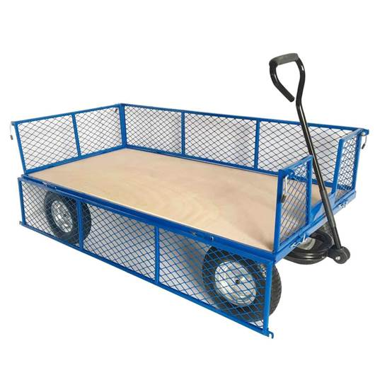 Picture of Industrial General Purpose Trucks with Mesh Sides & Ends