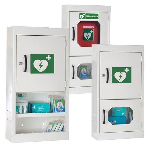 Picture of Defibrillator Cabinets