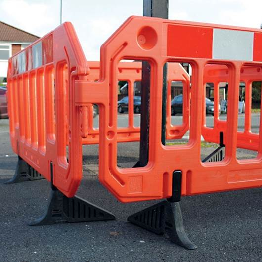 Picture of Traffic Line - Blow Moulded Barriers