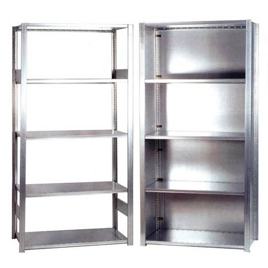 Picture of Silverline Industrial Shelving