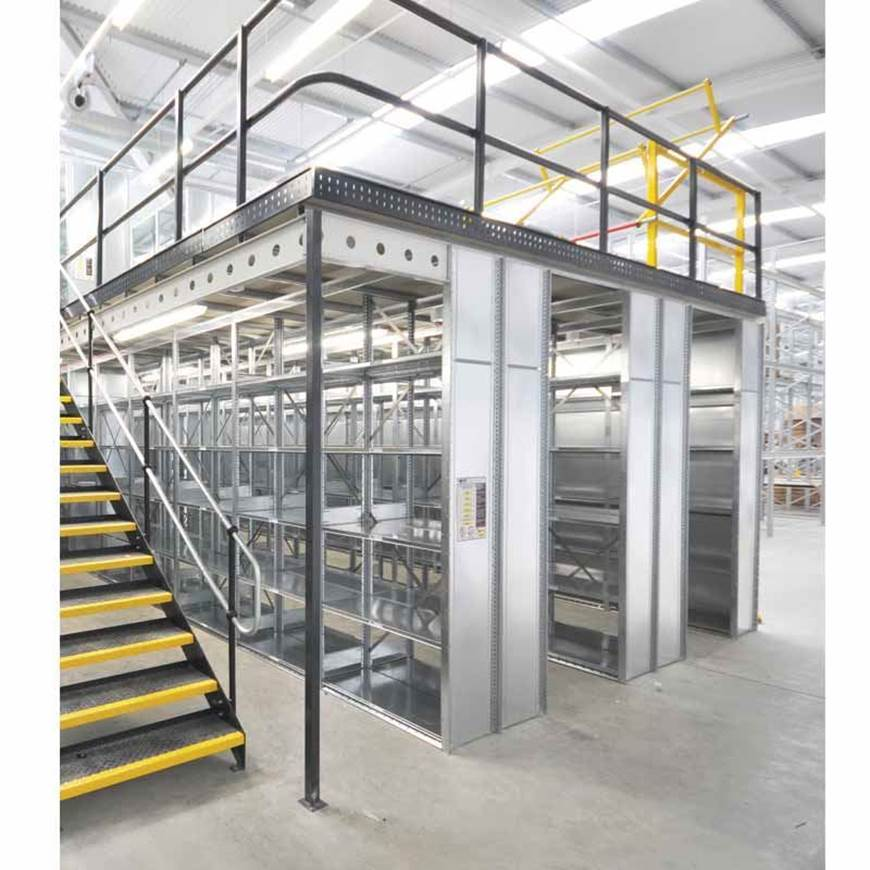 Picture of Sivlerline Multi-Tier Shelving