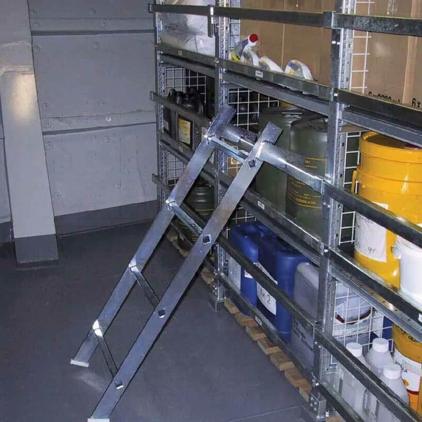 Picture of Silverline Ship Shelving