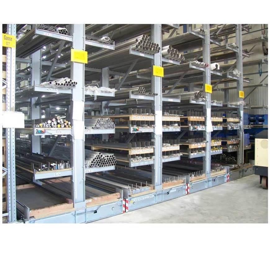 Picture of Mobile Cantilever Racking