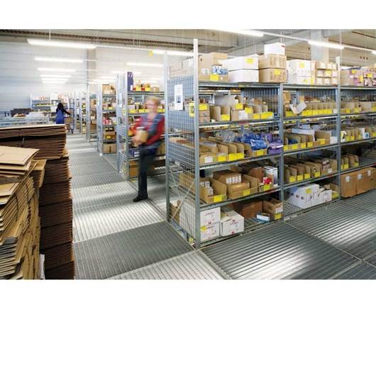 Picture of Silverline Mediumspan Shelving