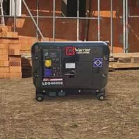 Picture of Diesel Generators
