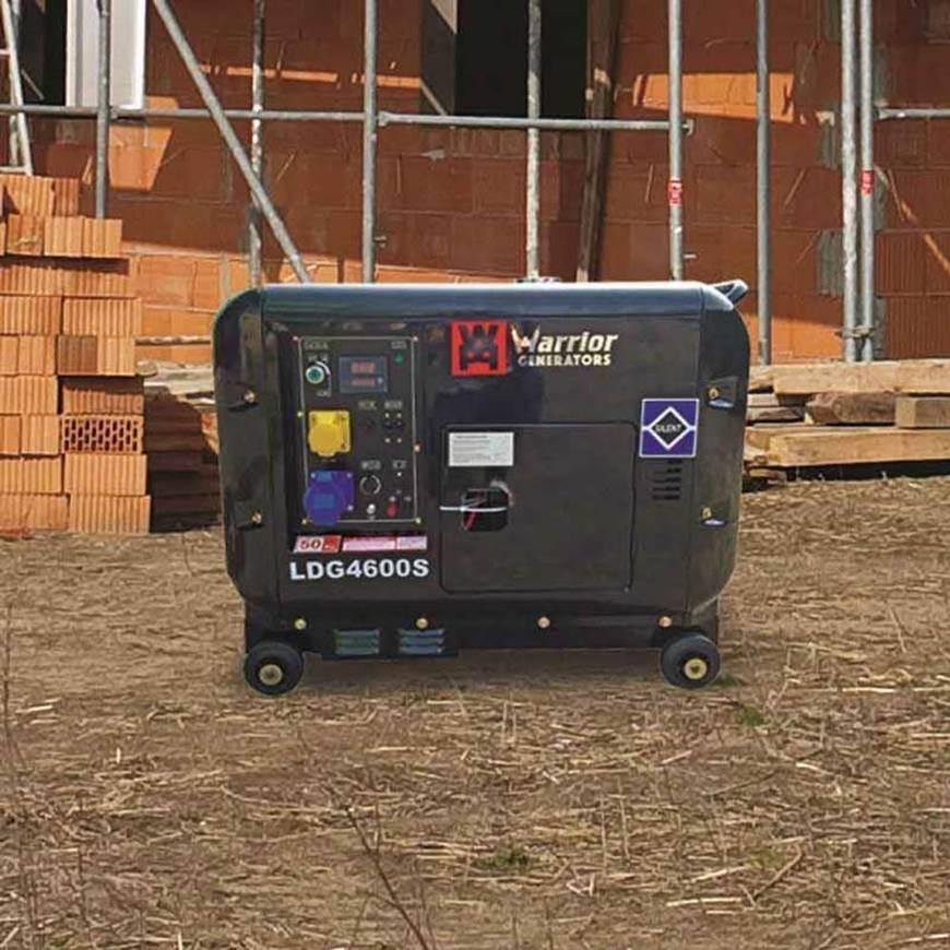 Diesel Generators  Kingstonian Storage