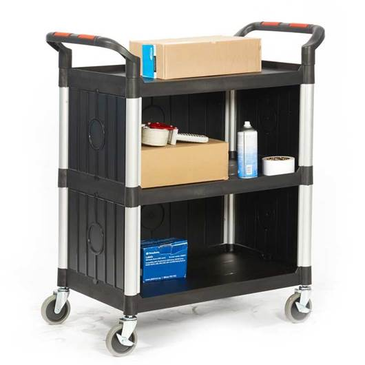 Picture of Proplaz Shelf Trolleys