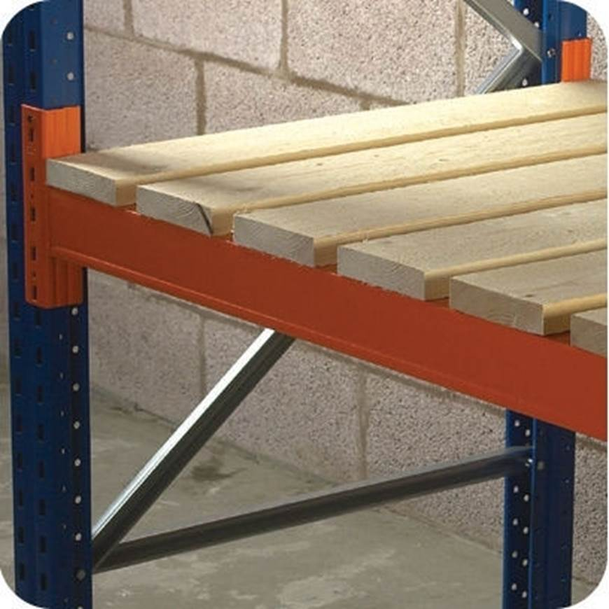 Picture of Timber Decking for Pallet Racking - Open Boarded