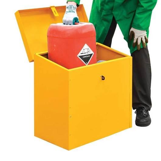Picture of Hazardous Substance Storage Floor Chests