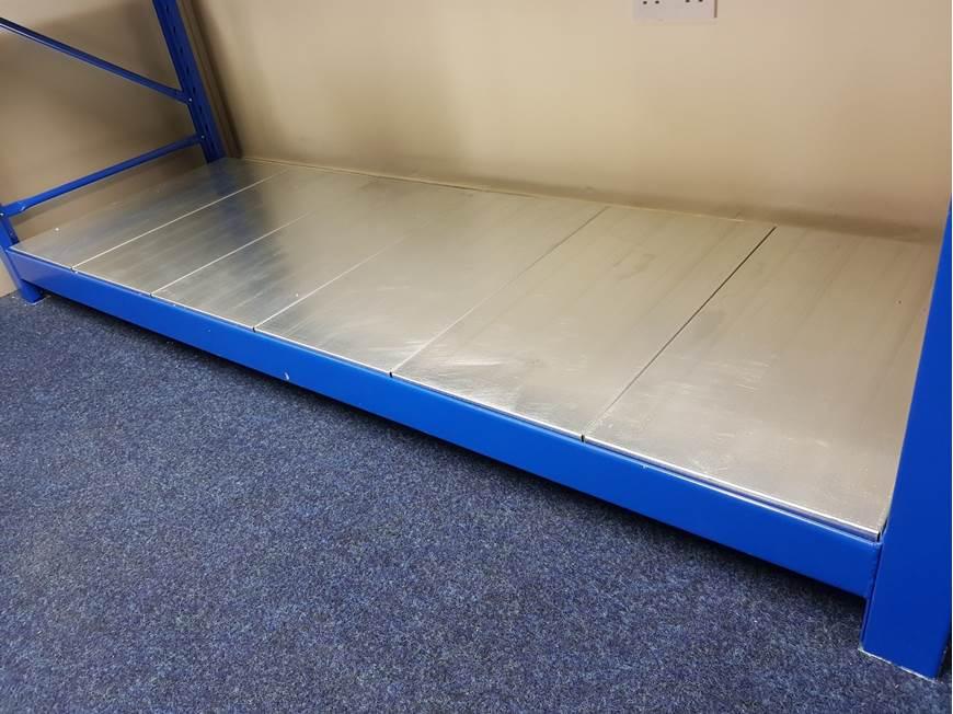 Picture of PSS Shelfplan Extra Galvatite Shelf