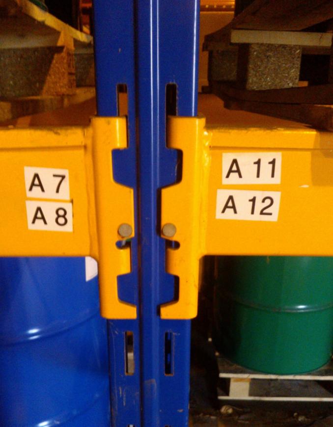 Picture of Hi-Lo Rackplan Pallet Racking Beams