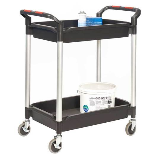 Picture of Proplaz Plus Deep 2 Tray Trolleys