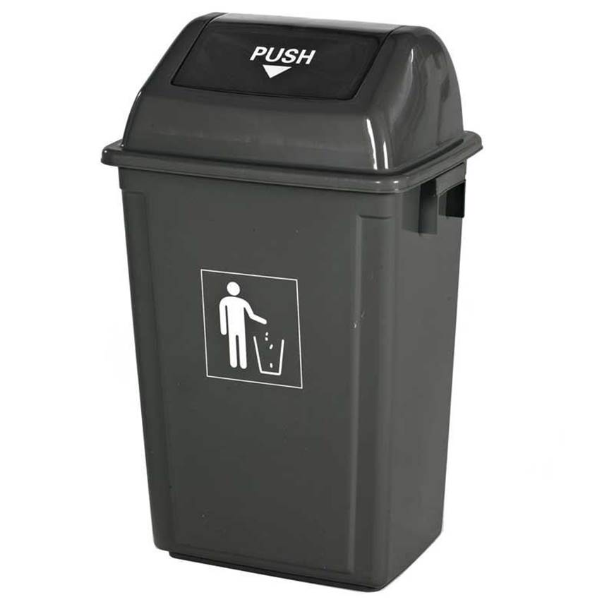 Picture of Push Flap Litter Bins