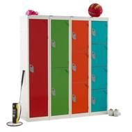 Picture of Spectrum School Lockers