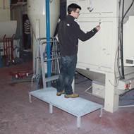 Picture of Fort Adjustable Steel Work Platforms
