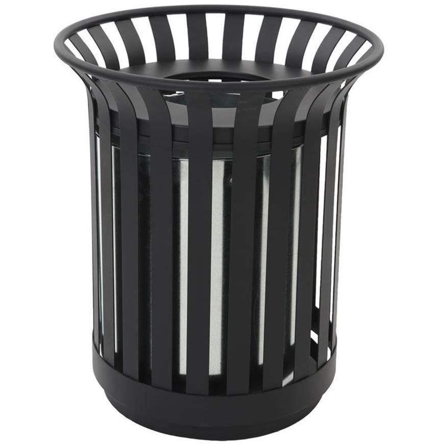 Picture of Outdoor Open Top Steel Bin