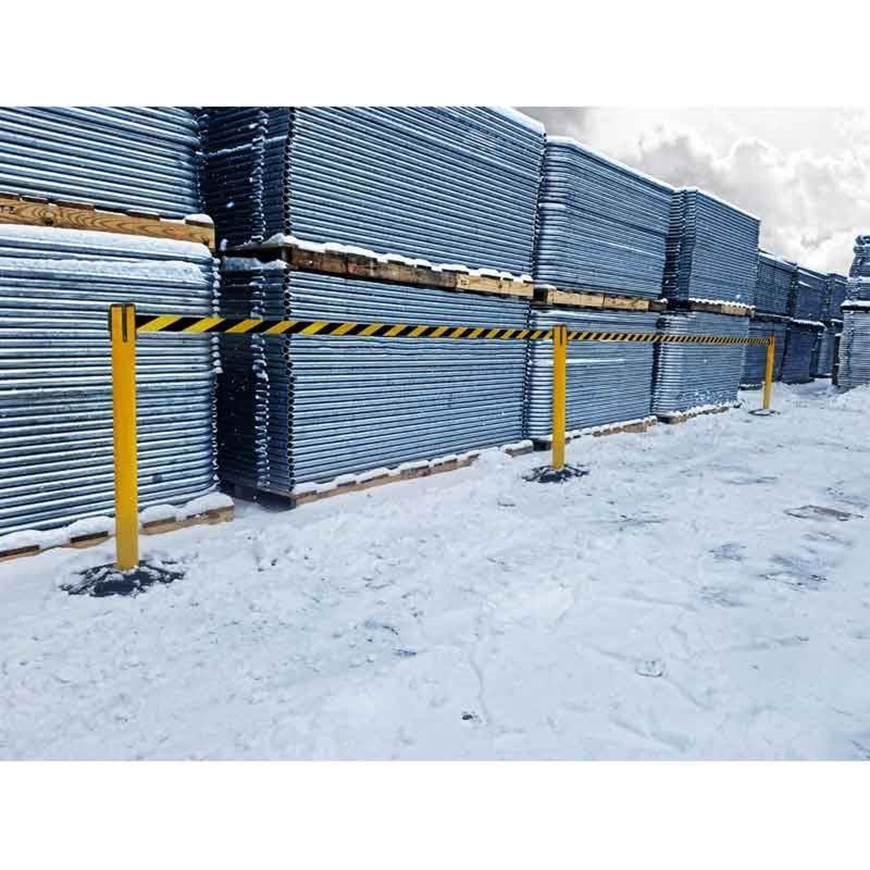 Picture of Weatherproof Barriers - Chevron Belt