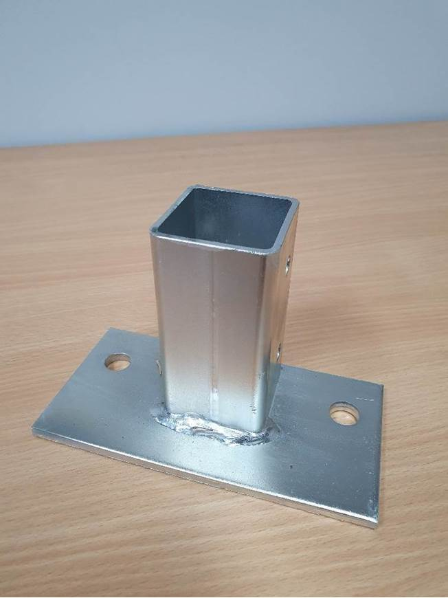 Picture of Premierack 95 Heavy Application Footplate
