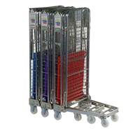 Picture of Plastic Base Nestable Roll Containers