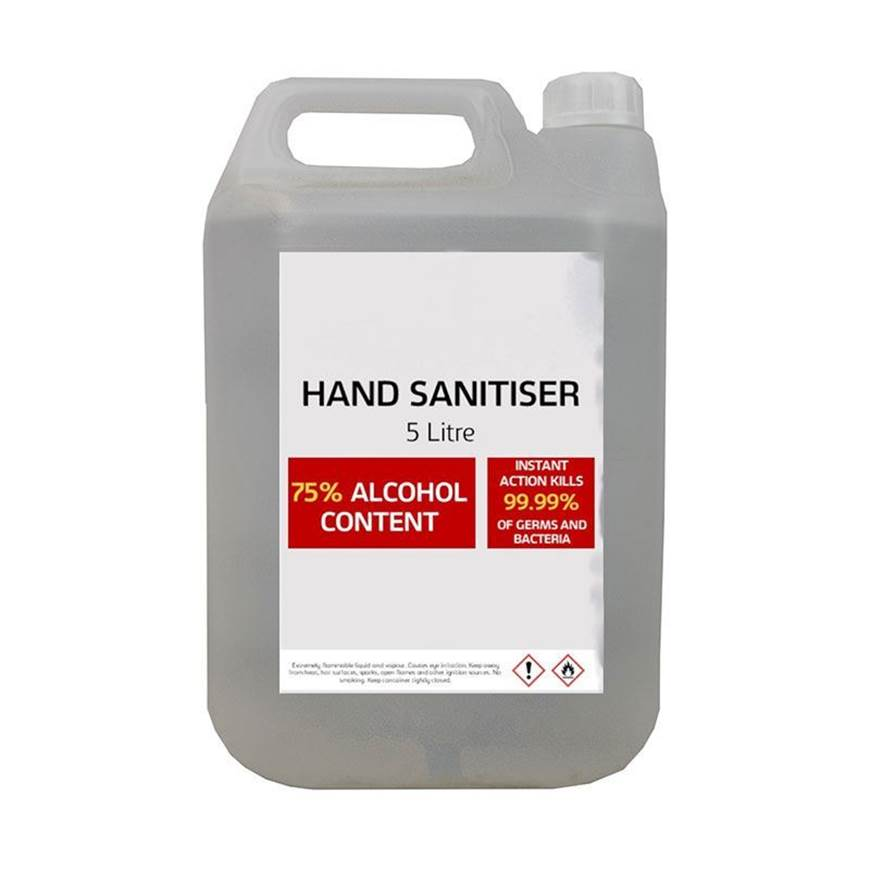 Picture of 5L Hand Sanitiser